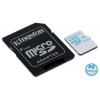 Kingston 64GB microSDHC CL10 UHS-I U3 Action + adapterrel