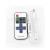 S-light SL-MINI-RF101 5-24V dimmer távszabályzóval LED szalag fényerőszabályzására