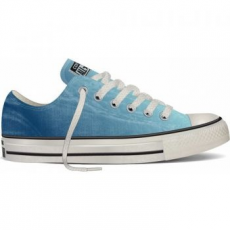 Converse Chuck Taylor All Star Ox Unisex tornacipő, Ambient Blue/Roadtrip Blue, 39 (151265C-473-6)