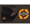 Scitec Nutrition Kesztyű Scitec - Orange Style férfi fekete, narancssárga M Scitec Nutrition edzőkesztyű