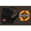 Scitec Nutrition Kesztyű Scitec - Orange Style férfi fekete, narancssárga XL Scitec Nutrition