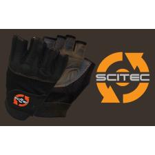 Scitec Nutrition Kesztyű Scitec - Orange Style férfi fekete, narancssárga XL Scitec Nutrition edzőkesztyű