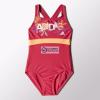 Adidas Strój kąpielowy adidas Beach Kids Colorblock Kids S21262