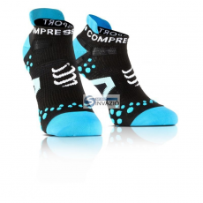 Compressport zokni Compressport Racing Socks V2 Run RSLV2-99BL