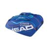 Head táskák tenisz Head Tour Team 12R Monstercombi 283205 kék