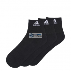 Adidas zokni adidas 3 Stripes Performance Ankle Half Cushioned 3pak AA2286