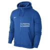 Nike Blúz Nike Team Club Full-Zip Hoodie Junior 658499-463