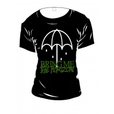 Bring me the Horizon, rain, női póló