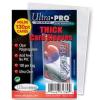 Ultra Pro puha védőtok 130pt (100db) - Átlátszó