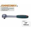 """Jonnesway Profi Racsnis Hajtókar 3/8"""" / 199mm / 72fog / R3503"""