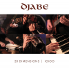DJABE - 20 DIMENSIONS - DJABE - CD -