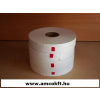 ATS Bandázsszalag, hőhegesztéses, papír, fehér, 30mm, 1000m (2788)