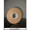 ATS Bandázsszalag, hőhegesztéses, papír, barna, 20mm, 150m (2103)