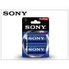 Sony Stamina Plus Alkaline LR20 góliát elem - 2 db/csomag