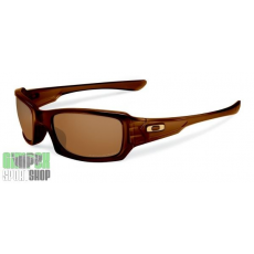 OAKLEY Fives Squared Polished Root Beer Bronze Polarized