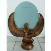 Egyiptomi istennő-ÍZISZ-tükörrel/r