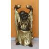 Buddha-kínai-feje fölött hajókkal/88cm