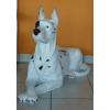 Kutya-Dog-fekvő/foltos