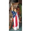 Szabadság szobor-240cm