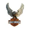 Harley Davidson-embléma-falra