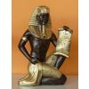 Fáraó-50cm-Tutanhamon-papírusszal/ba