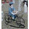 Postás - kerékpáron