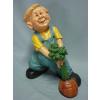 Kertész - répát húzó