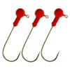 Twister fej piros 4/0 3gr 5db/cs