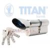 Titan K5 zárbetét 30x45 gombos