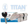 Titan K66 zárbetét 31x66 gombos ASC