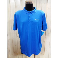 High-Lander Columbia Poloing Zero Rules Polo Shirt