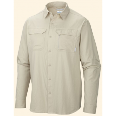 Columbia Férfi Ing Voyager ™ Long Sleeve Shirt