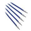 Bitfénix Bitfenix Alchemy 2.0 PSU kábel 5x40cm - kék