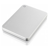 Toshiba HDD TOSHIBA CANVIO MAC PREMIUM 1TB USB3.0/3.1 Ezüst