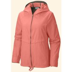 Columbia Női Szélkabát Arch Cape ™ III Jacket - AL3089_800-Coral_Flame