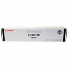 Canon C-EXV38 fekete eredeti toner nyomtatópatron & toner