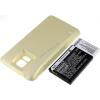 Powery Utángyártott akku Samsung típus EB-B900BK arany 5600mAh