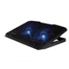Hama notebook hűtő, fekete (53065)