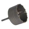 EXTOL PREMIUM EXTOL körkivágó téglához, SDS befogás; 105mm, 100mm hosszúságú szár