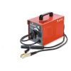 EXTOL PREMIUM_ EXTOL hegesztőtrafó, 130A, 2-3,2mm pálcaméret, kábellel+pajzzsal, hűtőventillátorral