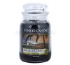 Yankee Candle Black Coconut illatos gyertya  623 g Classic nagy méret + minden rendeléshez ajándék. gyertya