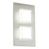 EGLO Pias – 93365 – kültéri falra szerelhető LED lámpa, fehér, 2x2,5W, 2x160 lm, 3000K melegfehér