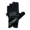 CHIBA GLOVES - WRIST GUARD PROTECT - BLACK