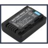 Panasonic HDC-T55 3.7V 1000mAh utángyártott Lithium-Ion kamera/fényképezőgép akku/akkumulátor