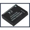 Panasonic DMC-LX5K 3.6V 1250mAh utángyártott Lithium-Ion kamera/fényképezőgép akku/akkumulátor
