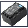Panasonic HDC-SD80 Series 3.7V 1790mAh utángyártott Lithium-Ion kamera/fényképezőgép akku/akkumulátor