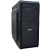 NBase G6008 Gamer fekete Midi ATX számítógép ház, táp nélkül