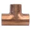 IBP Forrasztható réz T-idom 22mm, T idom 22-22-22