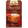 Golden Temple Csokis chilis tea azték fűszerezéssel Yogi
