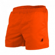 Gorilla Wear Miami Shorts - Neon Orange